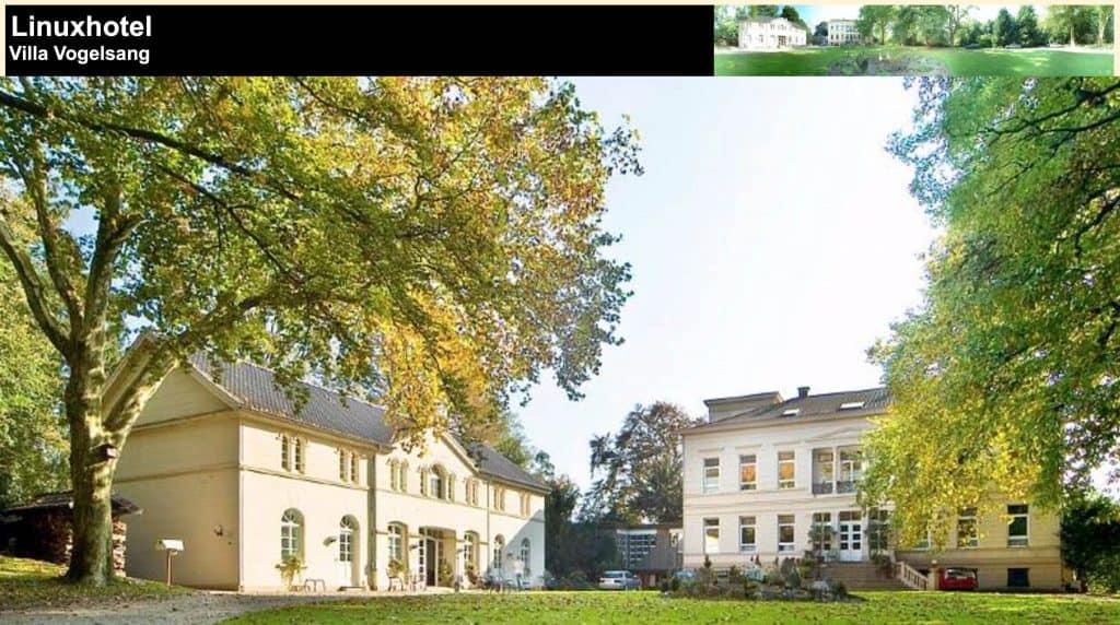 villa-vogelsang.de, taxi steele,taxt hotel, horst, essen, linux,taxifahrten,touren